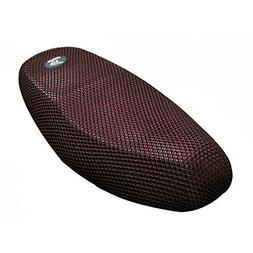 uxcell Motorcycle Scooter Moped Seat Cover Cap Breathable Ne