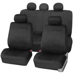 FH Group Neoprene Water Resistent Seat Covers Black