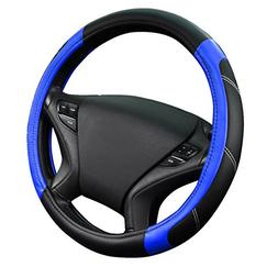 NEW ARRIVAL- CAR PASS Line Rider Leather Universal Steering