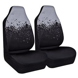 CAR PASS NEW ARRIVAL SPORTY Universal Fit Two Front Car Seat
