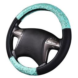 NEW ARRVIAL - CAR PASS Delray Lace and Spacer Mesh Steering