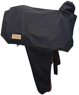 Tahoe Premium Nylon Waterproof Western Saddle Cover with 6 E