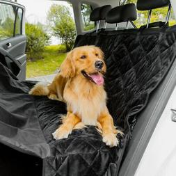 Pet Dog Car Seat Hammock for Cars/Trucks/SUV Back Seats with