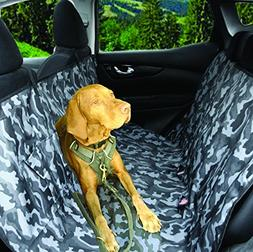Pet Seat Cover Car Seat Cover for Pets Waterproof & Scratch