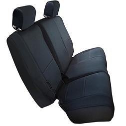 Leader Accessories Rear Split Bench Car Seat Cover Custom Fi