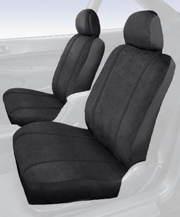Saddleman Custom Made Front Bucket Seat Covers - MicroSuede