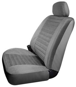 Saddleman Custom Made Front Bucket Seat Covers - Windsor Vel