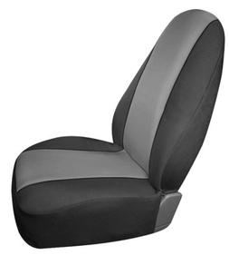 Saddleman Custom Made Front Bucket Seat Covers - Neoprene Fa