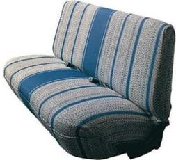 Saddleman Universal Front Bench Seat Cover - Saddle Blanket