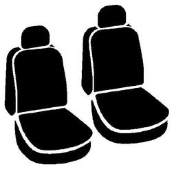 Fia SP87-34 BLACK Custom Fit Front Seat Cover Bucket Seats -