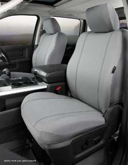 Fia SP87-37 GRAY Custom Fit Front Seat Cover Bucket Seats -