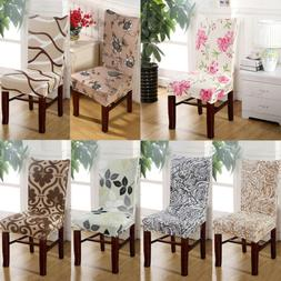 stretch spandex chair cover dining room wedding