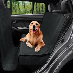 SUV Truck Car Dog Pet Waterproof Back Seat Cover Quilted Pad