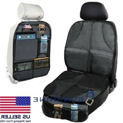 Thickest Car Seat Protector Padded Waterproof Back Seat Orga
