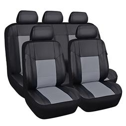 universal pu leather car seat cover set