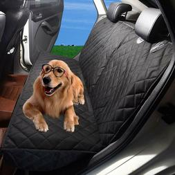 YESYEES Waterproof Dog Car Seat Covers Pet Seat Cover Nonsli