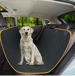 Waterproof Pet Dog Car Seat Cover Hammock SUV Truck Back Rea