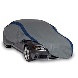 Weather Defender Car Cover, 51 H x 60 W x 228 D